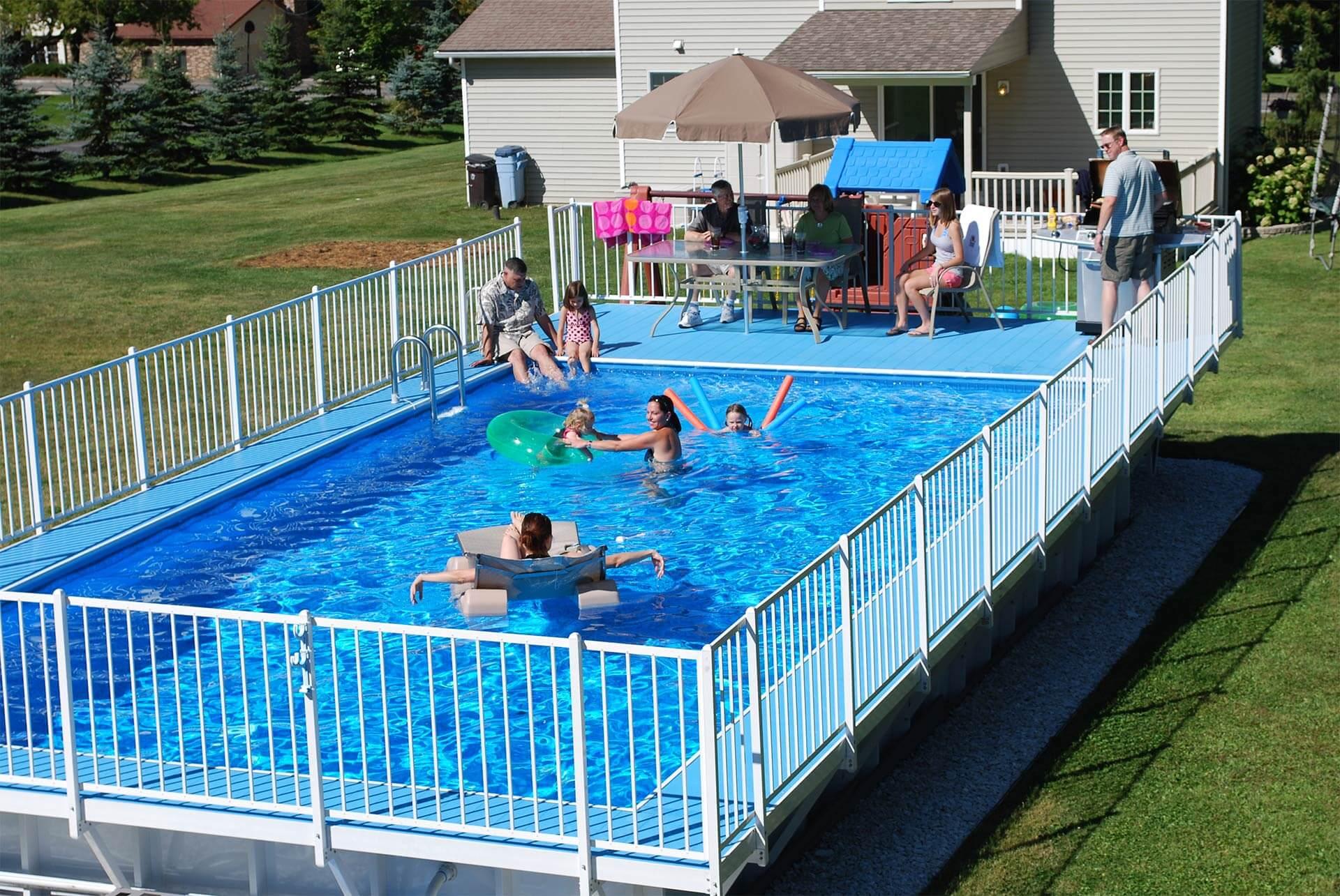 Pool Resources Media Amp Ideas Kayak Pools