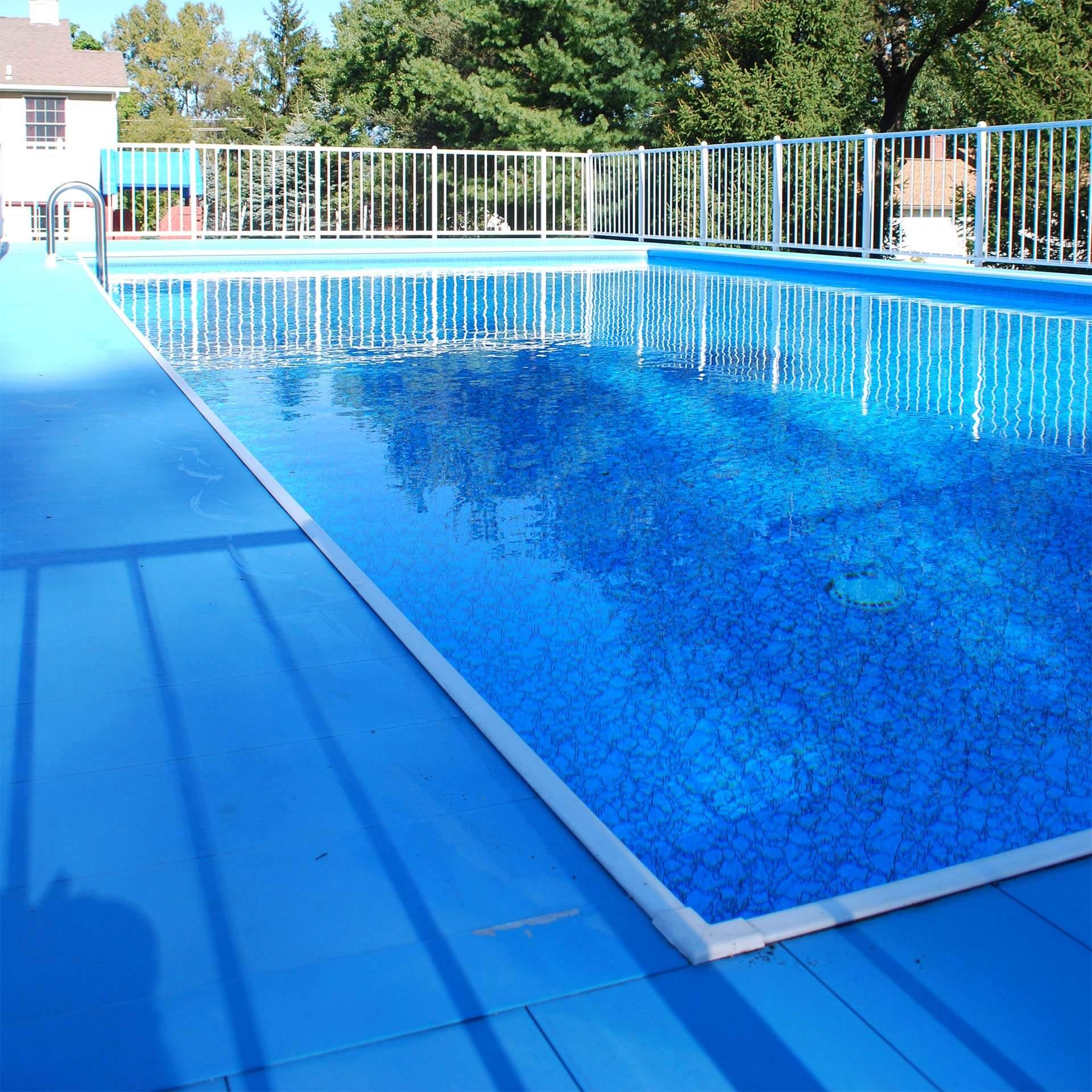 Water Wall Technology Dual Layer Construction Kayak Pools